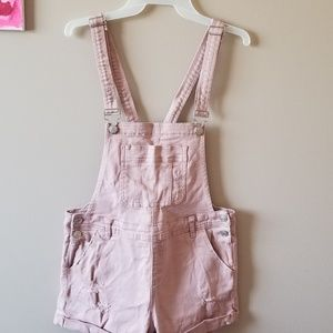 Pants - Short onesie/jumper